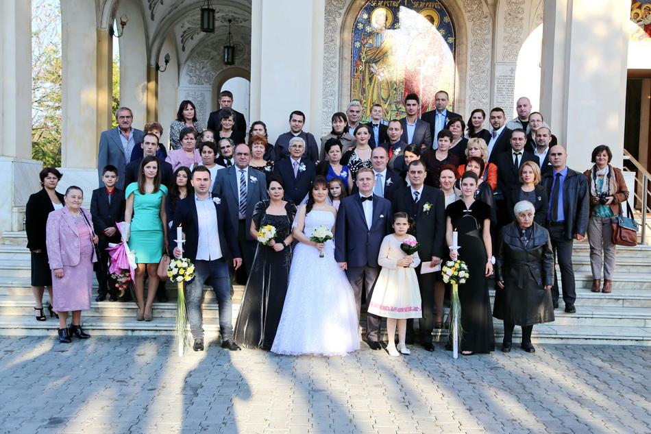 foto nunta Georgy si Petre